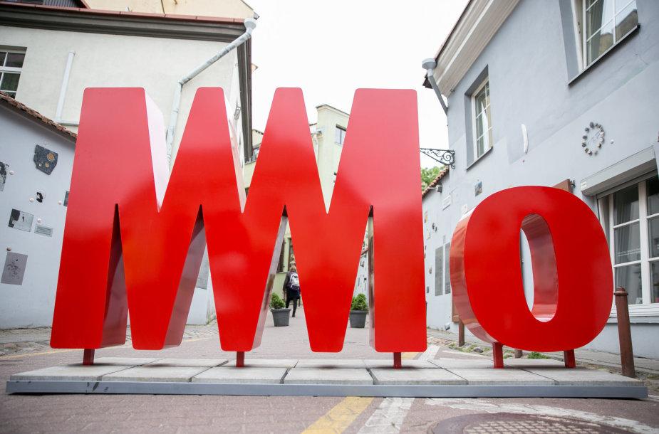 Mo - modernaus meno muziejaus pristatymas