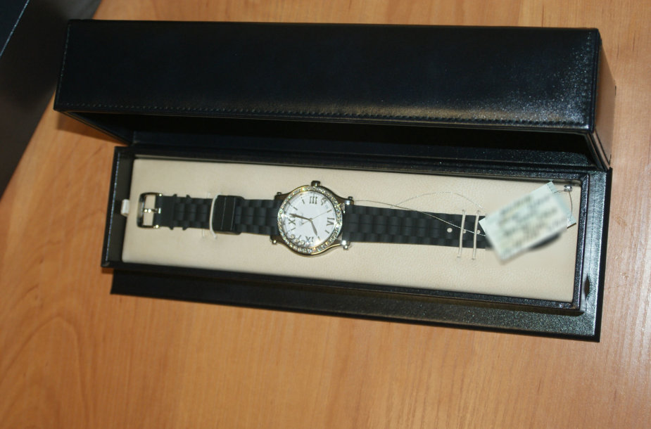 Baltarusio laikrodis