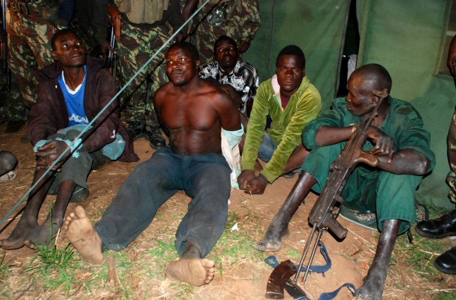 Mozambiko sukilėliai