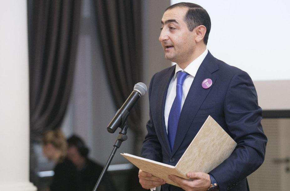 Hasanas Mammadzada