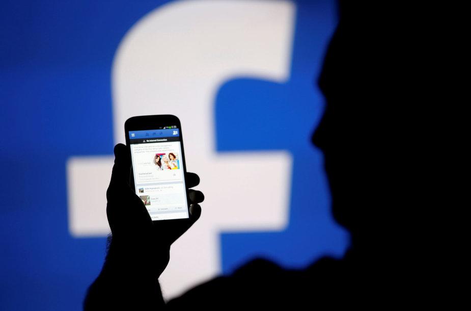 """Facebook"" socialinis tinklas"