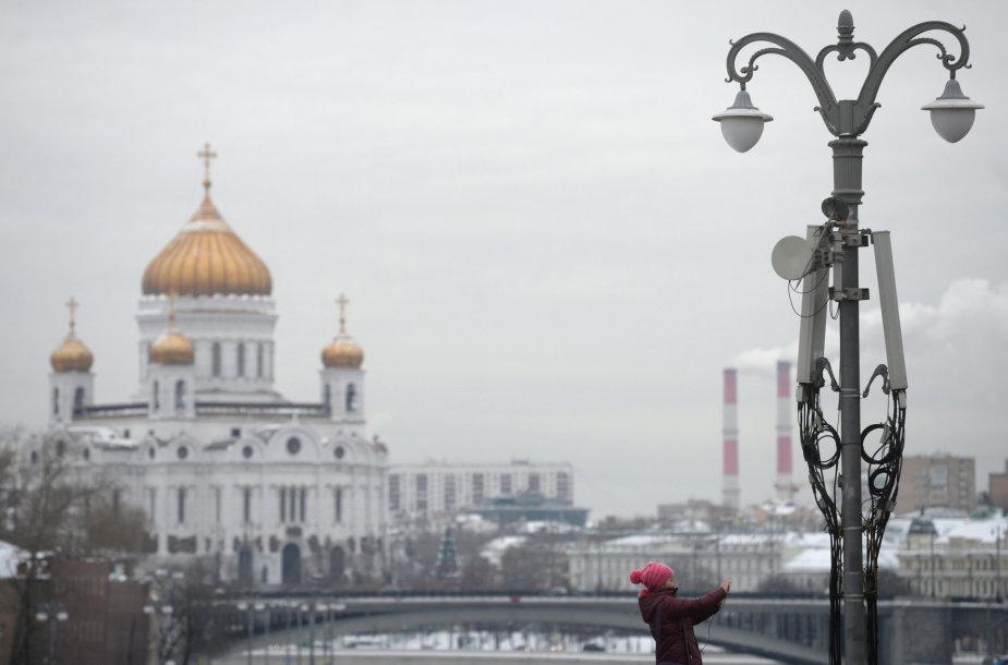 Maskvos Kristaus Išganytojo soboras