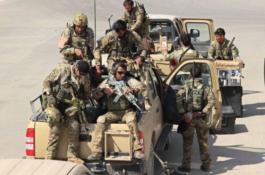 Afganistano specialiosios pajėgos