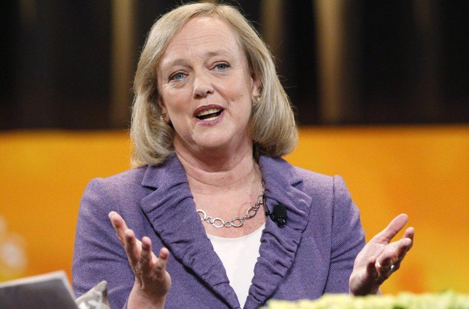 """14. """"Hewlett-Packard"""" generalinė direktorė Meg Whitman"""