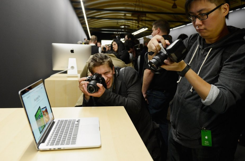 """13 colių įstrižainės """"MacBook Pro"""""""
