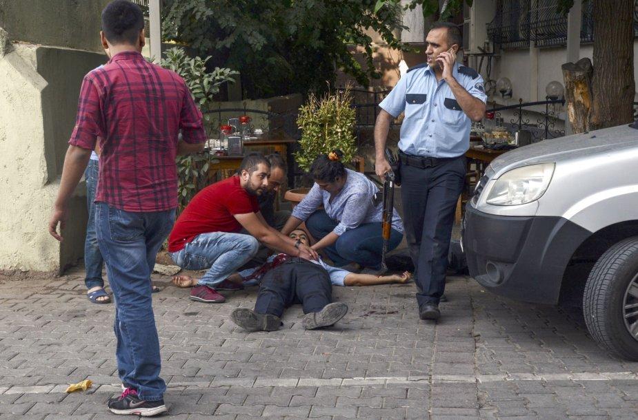 Išpuolis Turkijoje