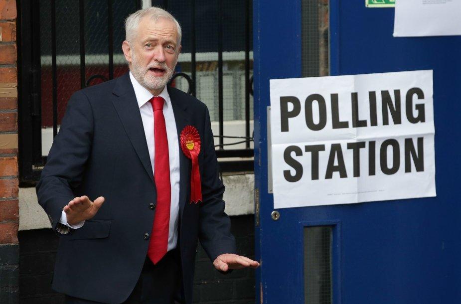 Rinkimai Jungtinėje Karalystėje