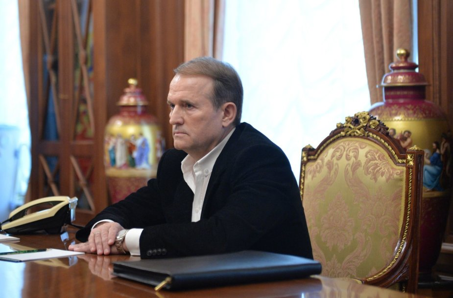Viktoras Medvedčukas
