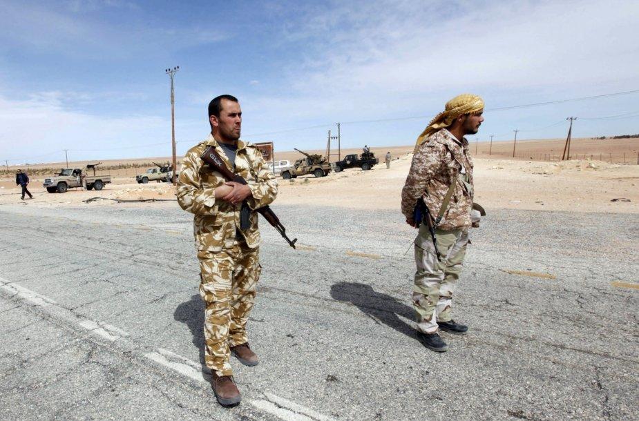 Libijos kariai