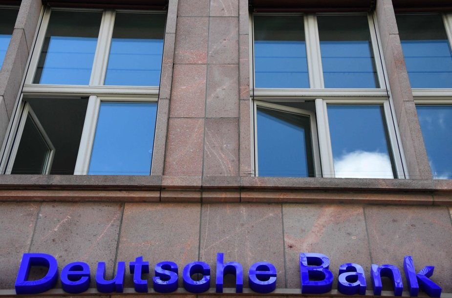"""Deutsche Bank"" bankas"