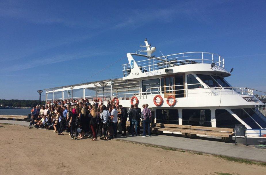 Ekskursija Klaipėdos uoste