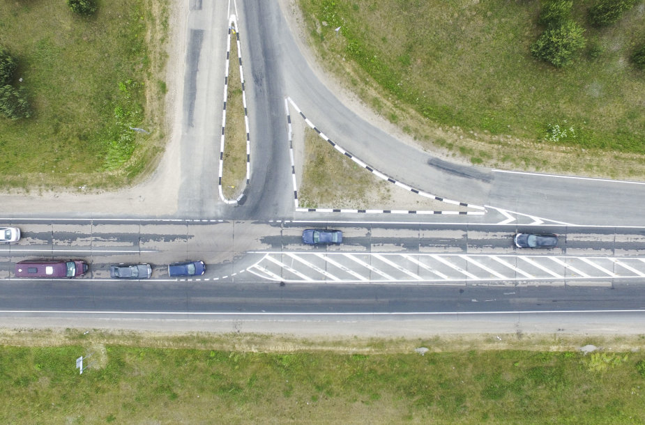 Kelias Vilnius-Utena
