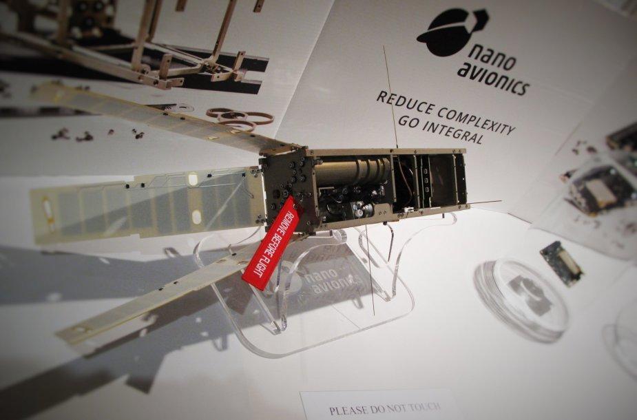LituanicaSAT-2 palydovo prototipas