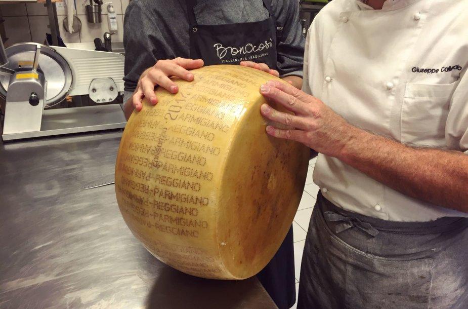 Didžioji itališkos virtuvės paslaptis