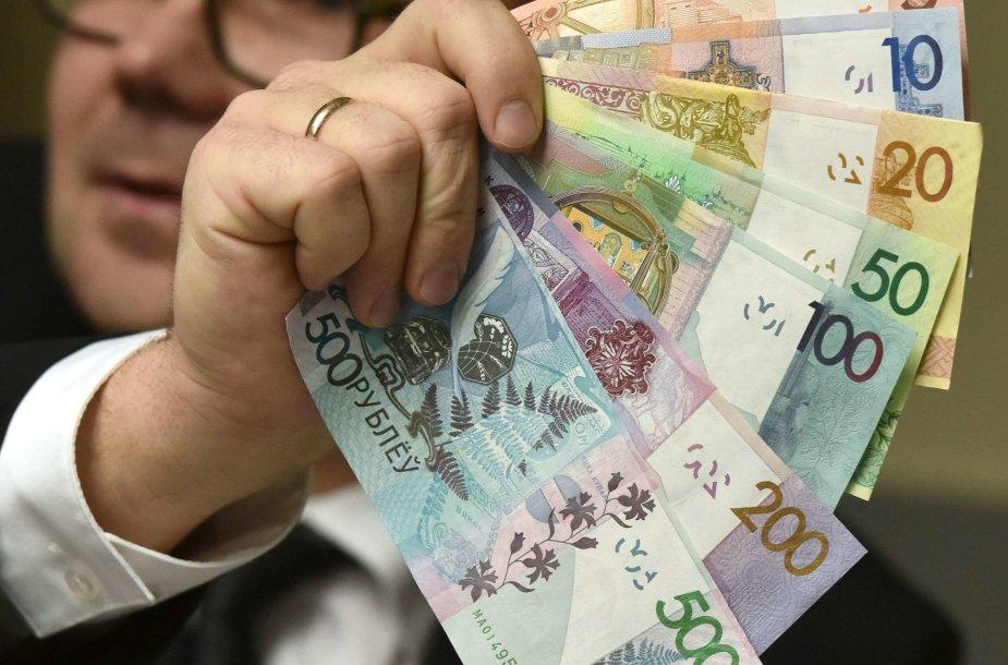Nauji Baltarusijos rubliai