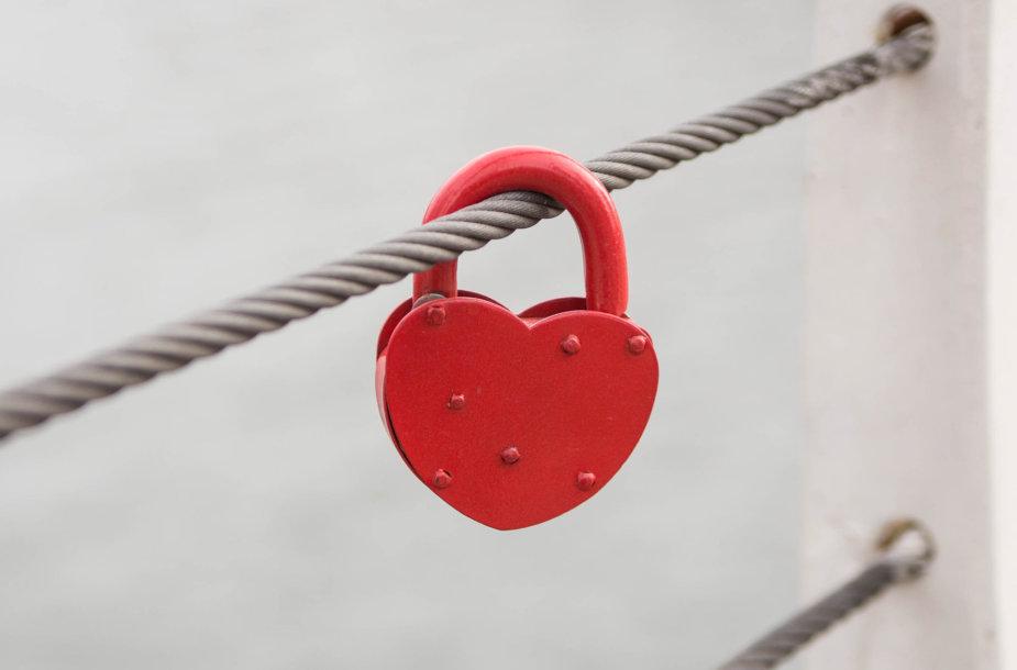 Užrakinta širdis