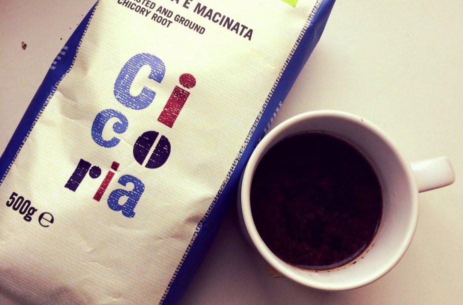 Ekologiška cikorijų kava