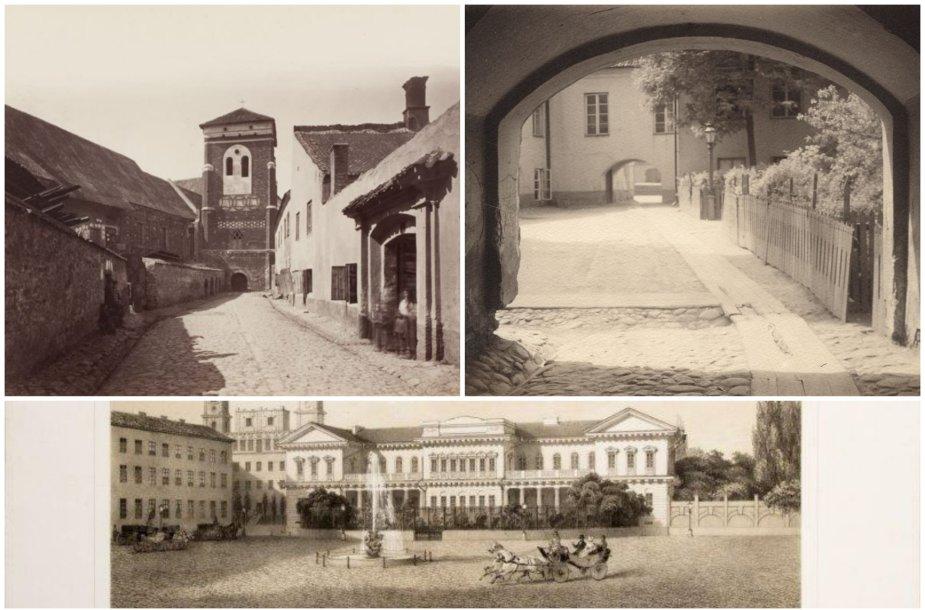 Pirmajame ture – mistinis Vilniaus miesto atsiradimas