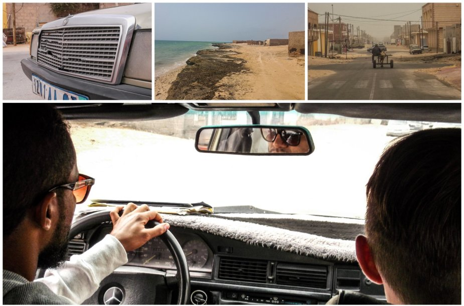 Mano AUTOstogos: po Afrikos pakrantę – senu 190D mersedesu