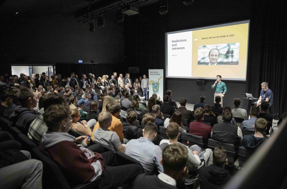Vilnius Bitcoin Meetup