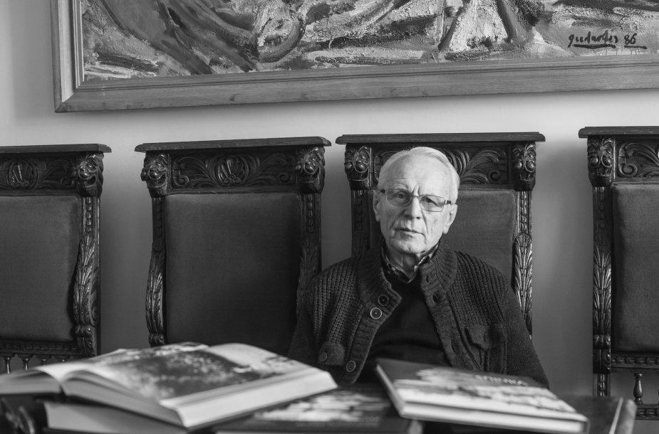 Fotomenininkas Algimantas Kunčius