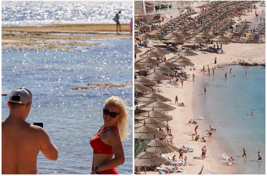 Atostogos Egipte