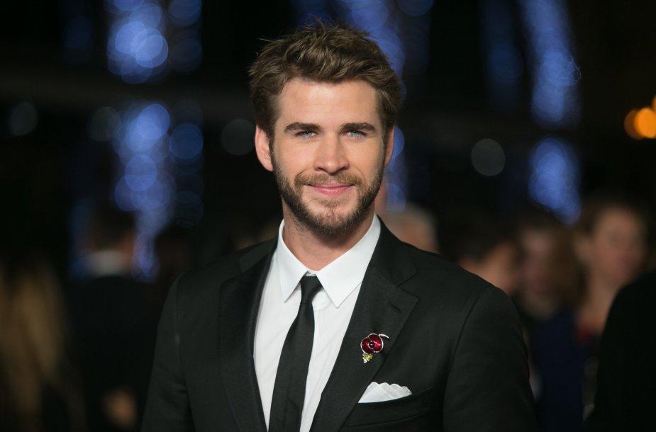 Liamas Hemsworthas