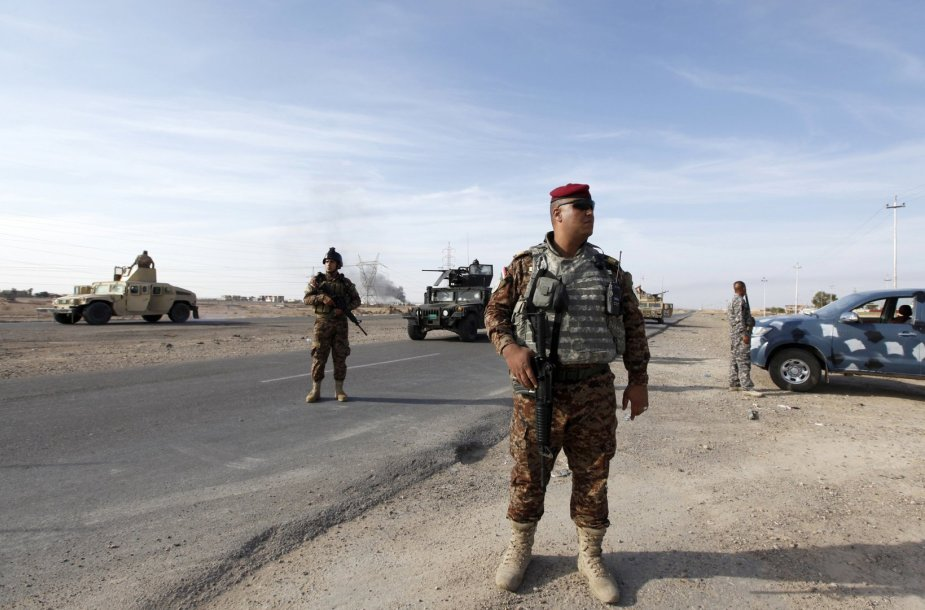 Irako saugumo pajėgos