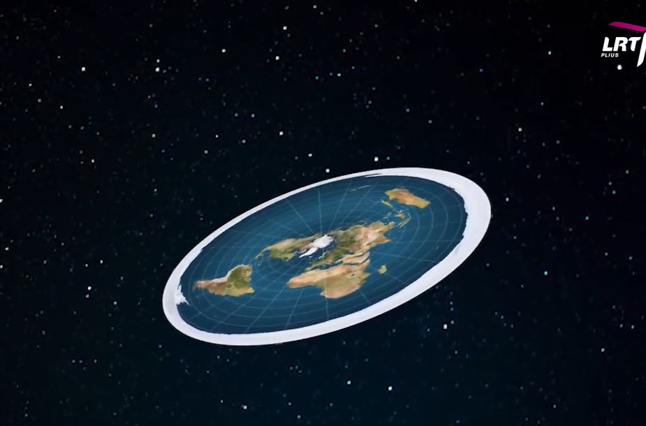 Plokščios Žemės teorija