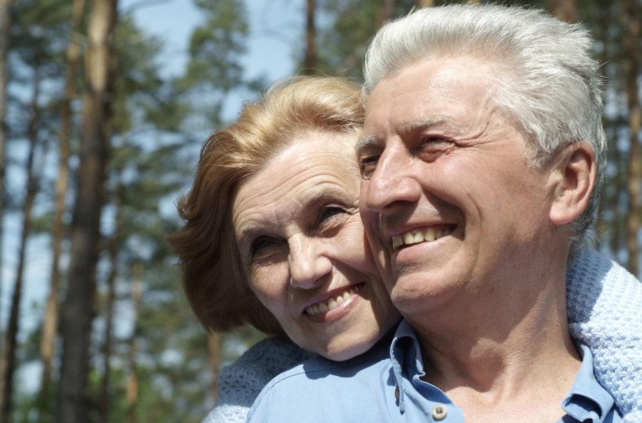 Dovanos senjorams: misija įmanoma