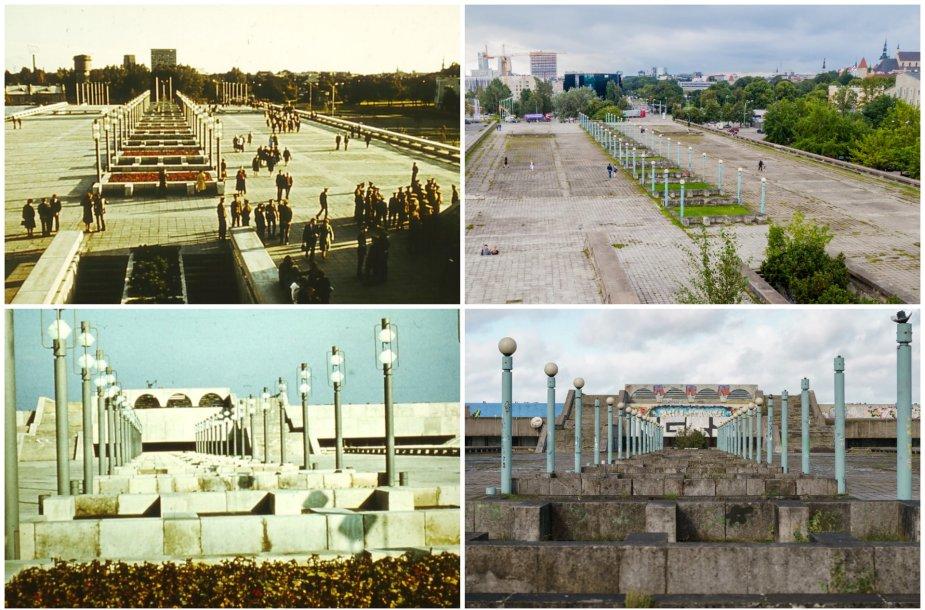 Kas dabar belikę iš rūmų, kuriuos sovietai pastatė Taline 1980-ųjų olimpiadai