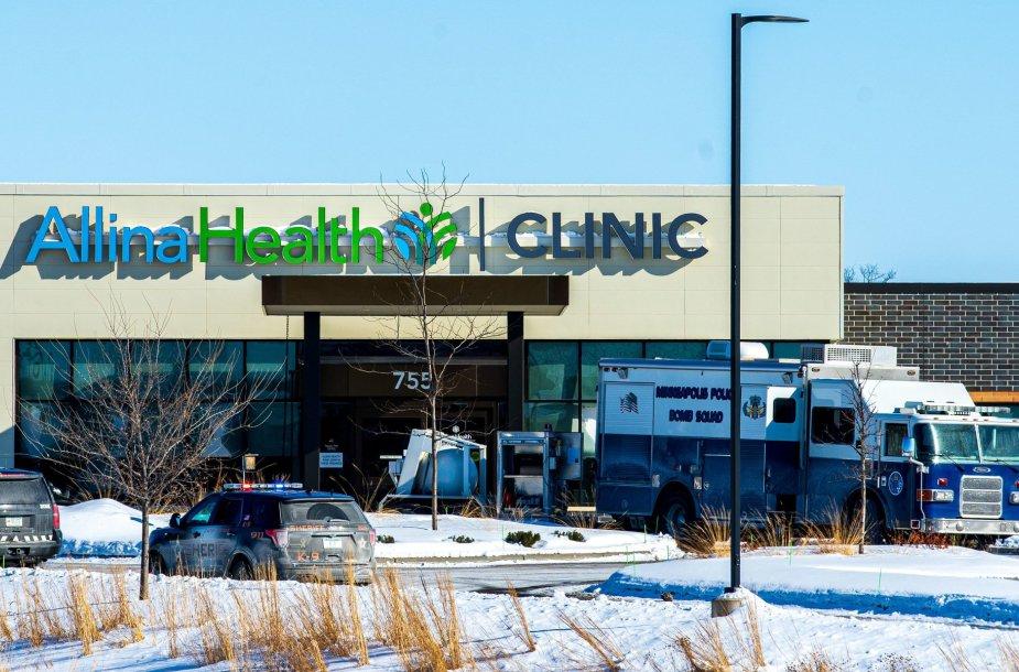 """""""Allina Health Clinic"""""""