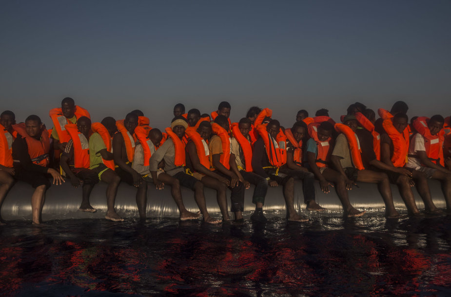 Migrantai Afrikoje