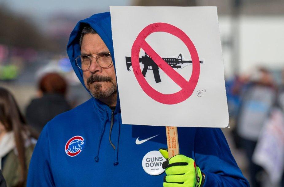 Protestai Vašingtone