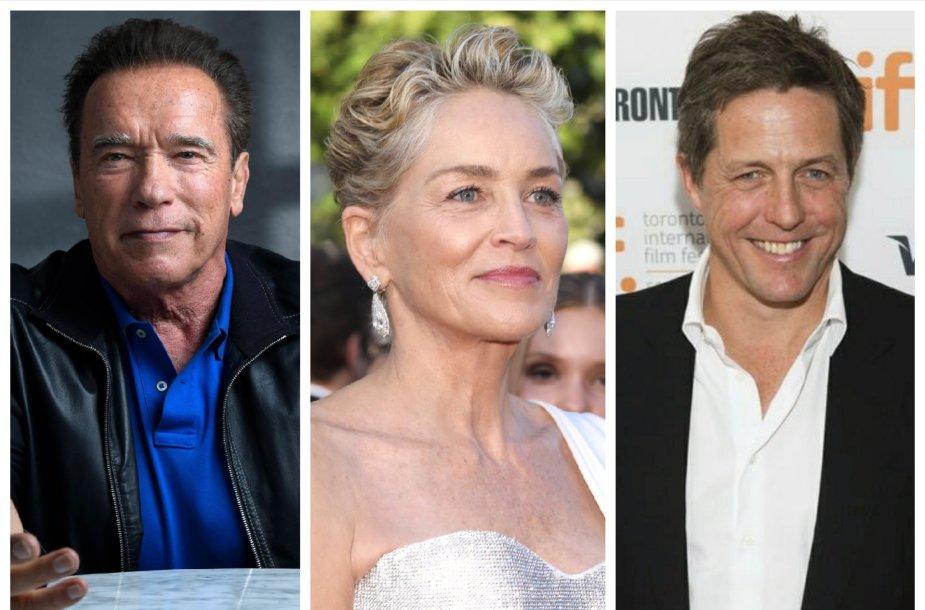 Aktoriai, kuriems per 60 metų