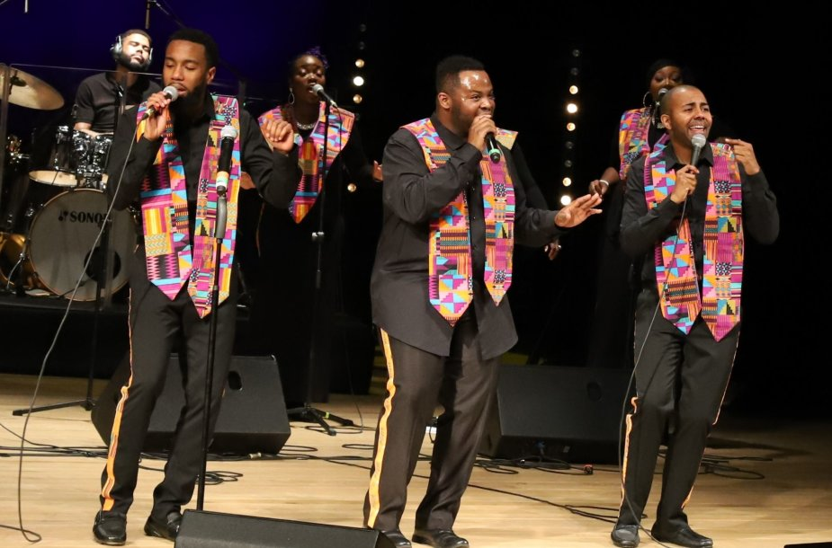 """""""Harlem Gospel Choir"""""""