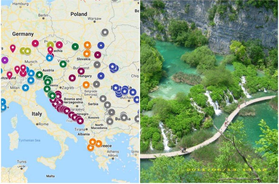 Mano AUTOstogos: Europą išmaišiusio Šarūno patarimai vykstantiems į Kroatiją