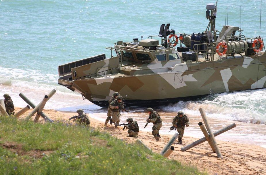 Rusijos pajėgos Kryme