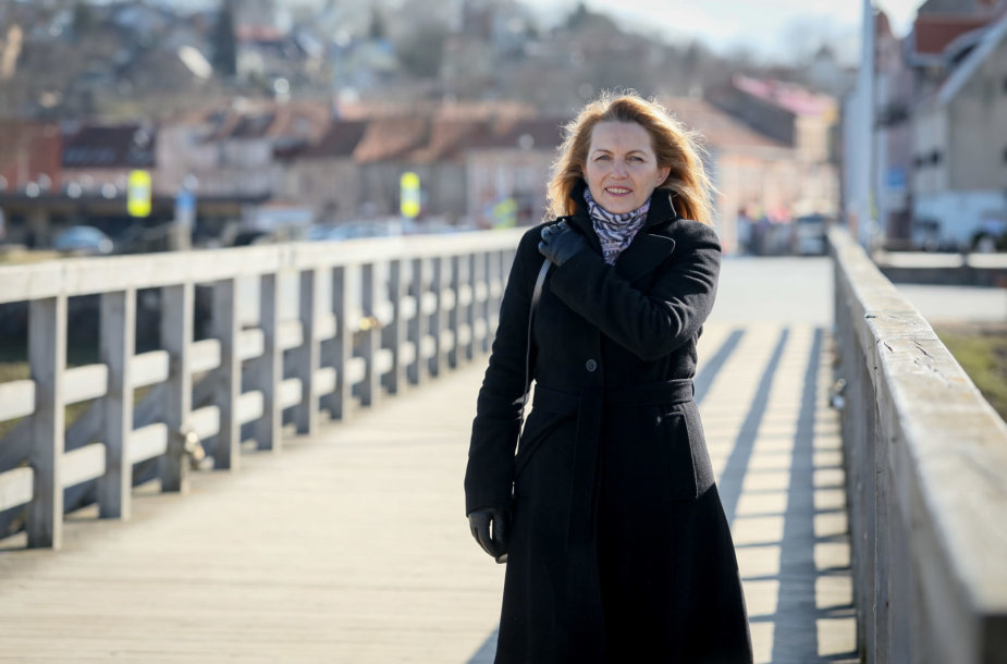 Žanna Jankovskaja, Kauno hospiso namų įkūrėja