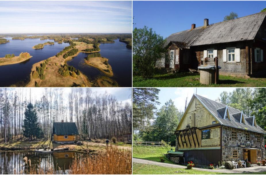 Nekilnojamojo turto objektai regionuose
