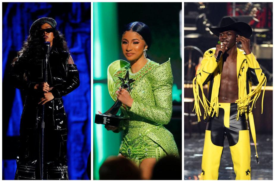 """Afroamerikiečių """"BET Awards"""" apdovanojimai"""