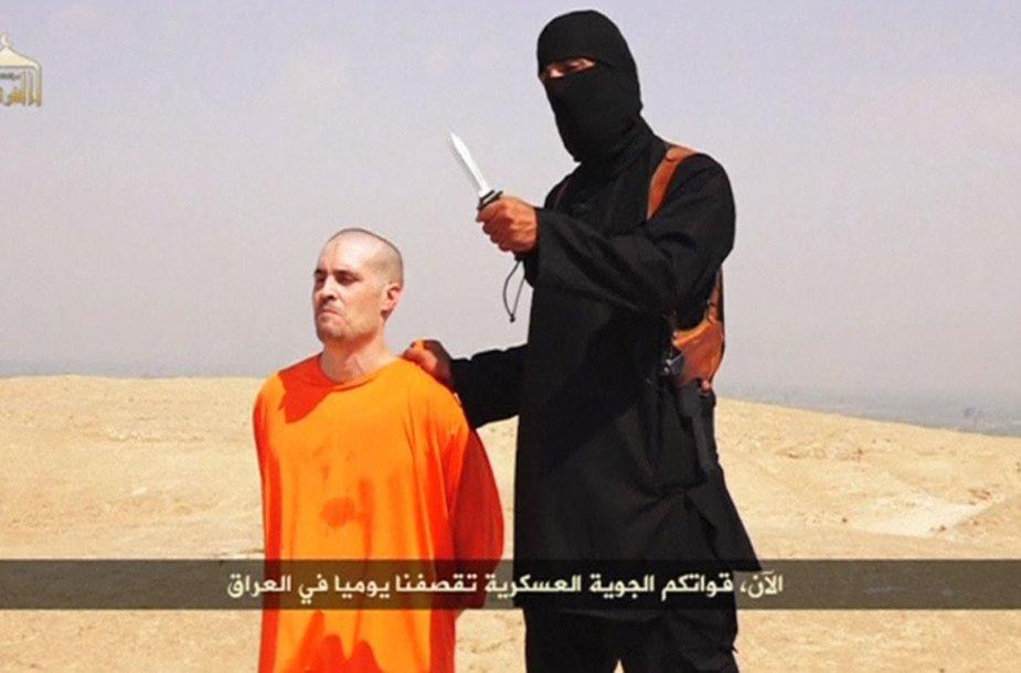 Jamesas Foley