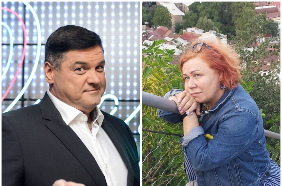 Vitalijus Cololo ir Violeta Mičiulienė