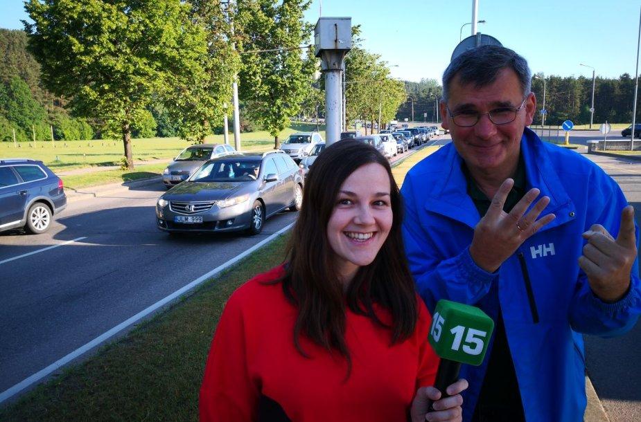 15min.lt žurnalistai: Dina Sergijenko ir Žilvinas Pekarskas