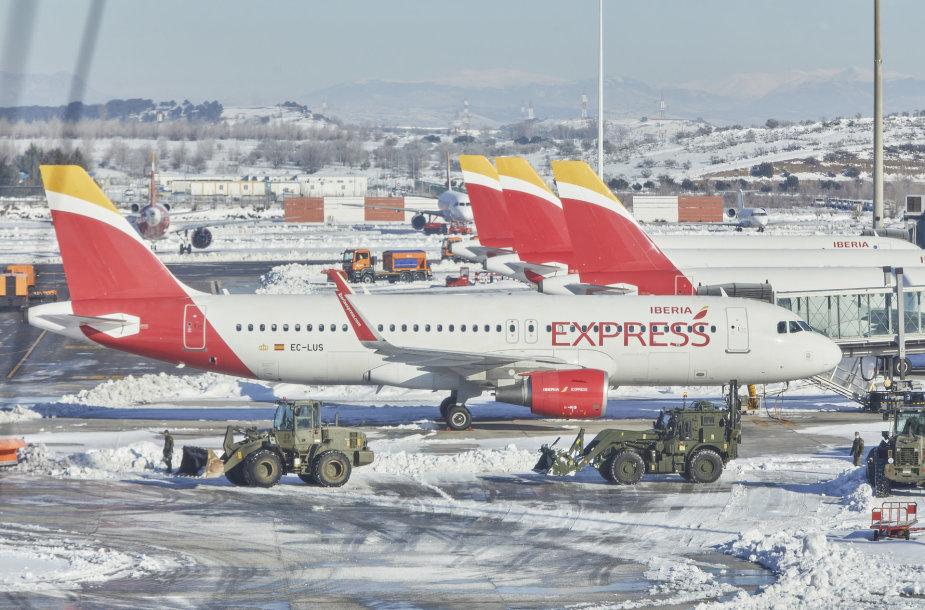 Ispanija atsisakė priimti skrydį iš Belgrado