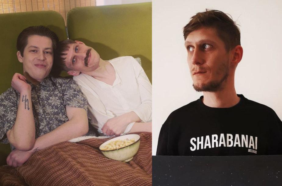Deividas Breivė, Šarūnas Banevičius