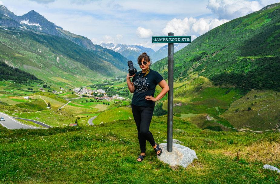 Kelionė Šveicarijoje