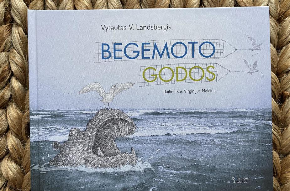 "Vytautas V.Landsbergis ""Begemoto godos"""
