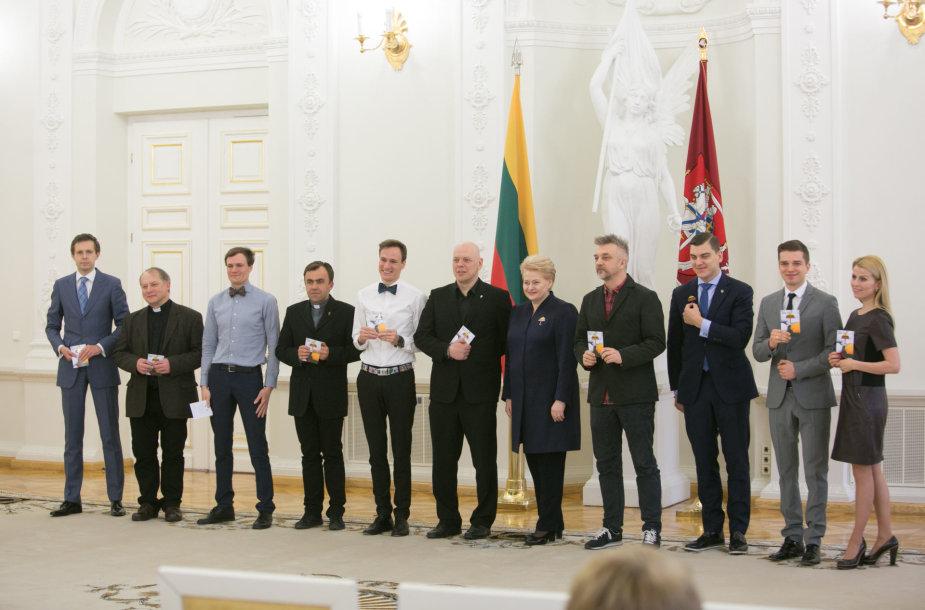 """Nacionalinės kampanijos """"Už saugią Lietuvą"""" atidarymo renginys"""