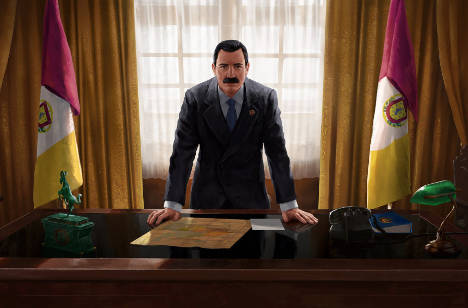 Kodėl visų diktatorių veidai tokie panašūs?